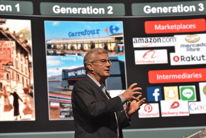 Retail will reinvent as service in connected world - World Retail